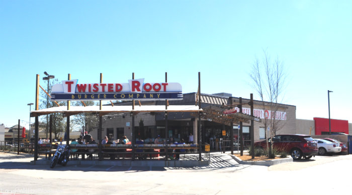 Twisted Root Burgar Company Restaurant