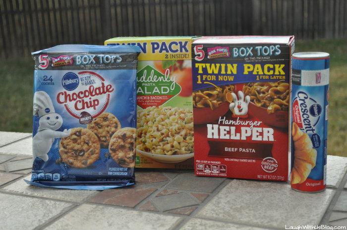 Bonus Box Tops at Walmart #BTFE #ad