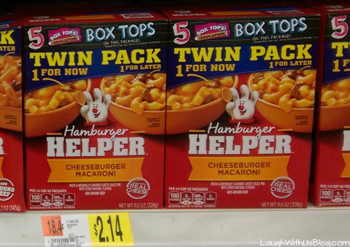 Box Tops 4 Education Twin Packs Bonus #ad