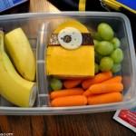 Easy Minion School Lunch