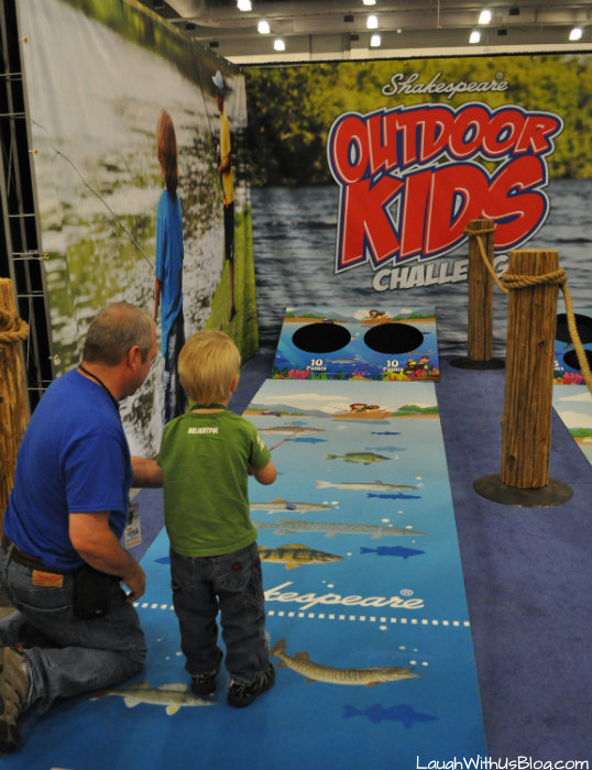 Family Adventure Fest Fishing #hosted