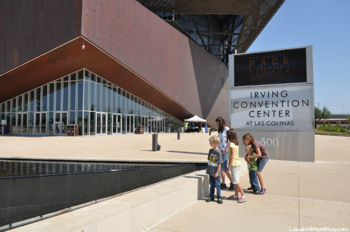 Family Adventure Fest Irving Convention Center #hosted