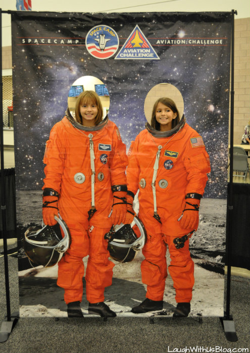 Family Adventure Fest Space Camp Aviation Challenge #hosted