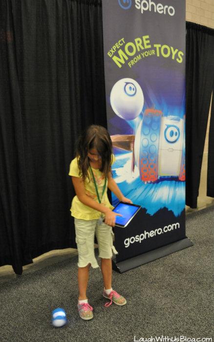 Family Adventure Fest Sphero Toys #hosted