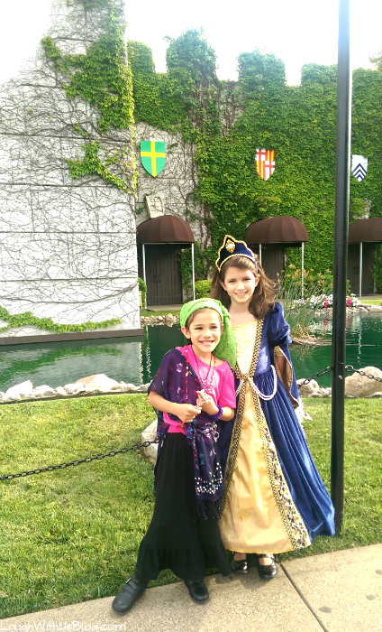 Medieval Times at the Dallas Castle