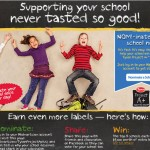 Nominate your school to win $1000 in Tyson Project A+™