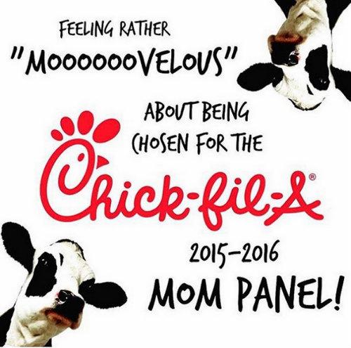 #ChickFilAMoms