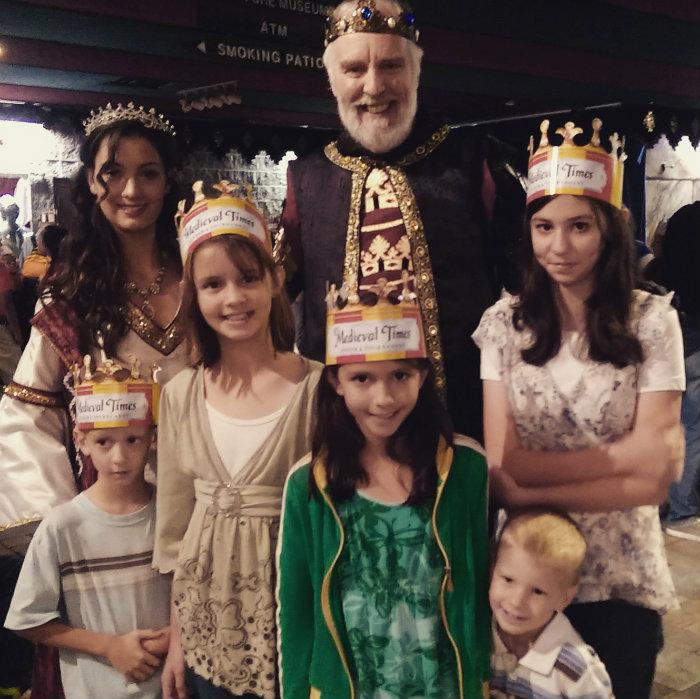 #MTDallas photo shoot meeting King Carlos and Princess Catalina