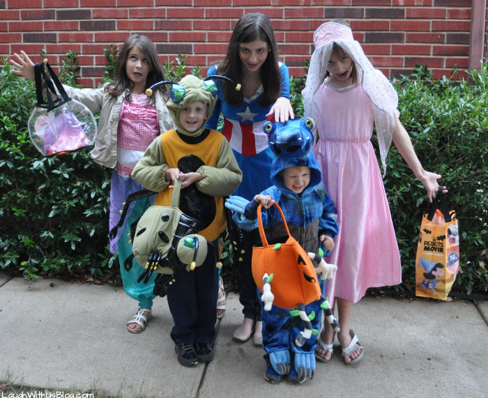 Crazy Candy Collecting Day 2015