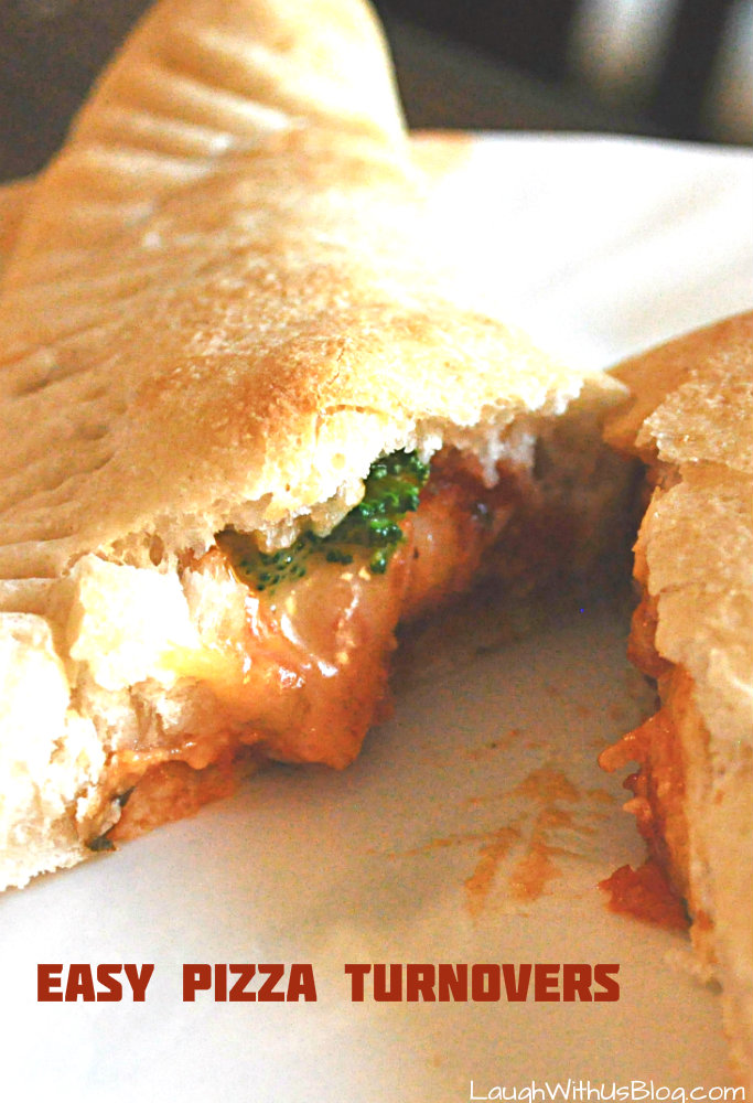 Pizza Turnovers--so easy the kids can make them!