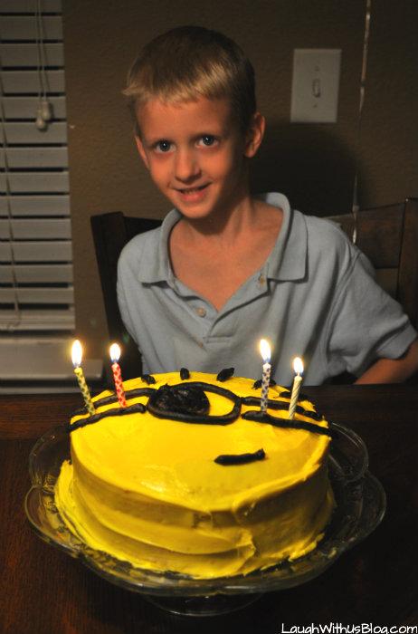 Happy 7th Birthday to Little Jason