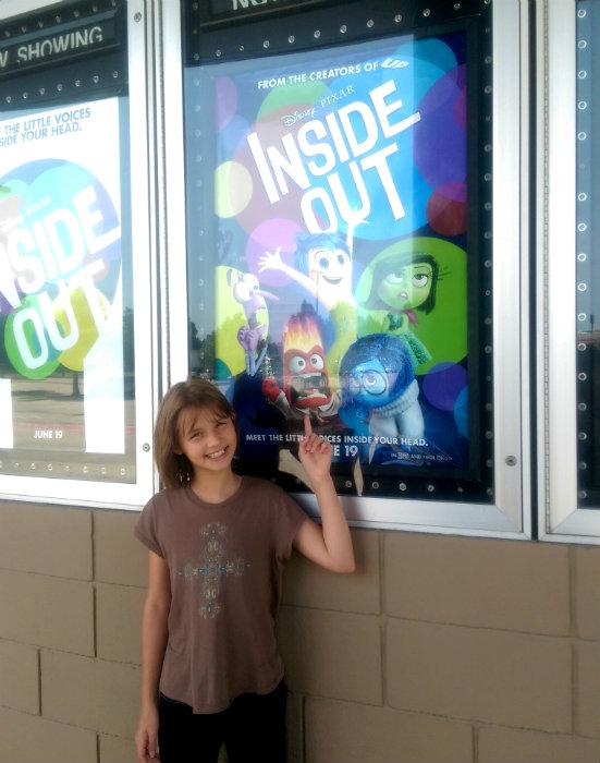 Joy 11 Birthday Inside Out