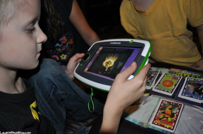 Leap into learning with LeapPad Platinum #LeapFrogMomSquad