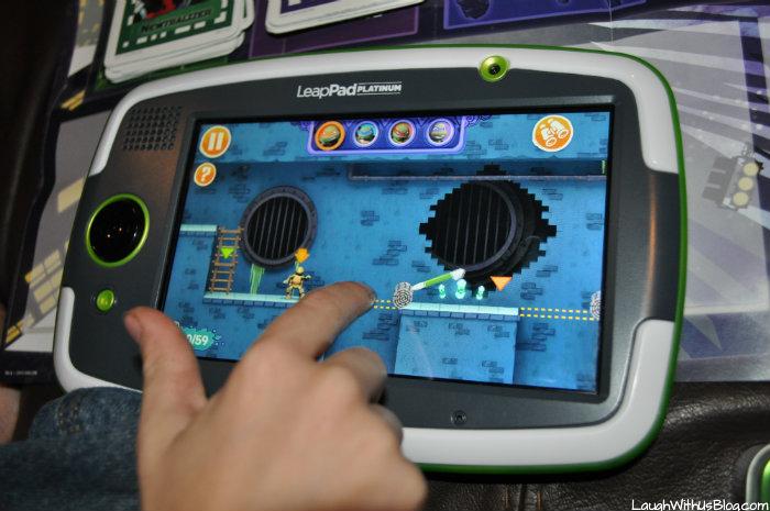 LeapFrog Platinum Play #LeapFrogMomSquad