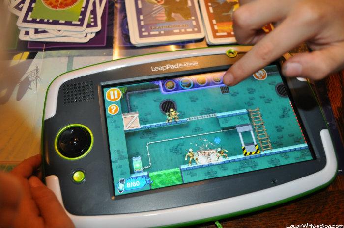 LeapPad Platinum learning fun #LeapFrogMomSquad