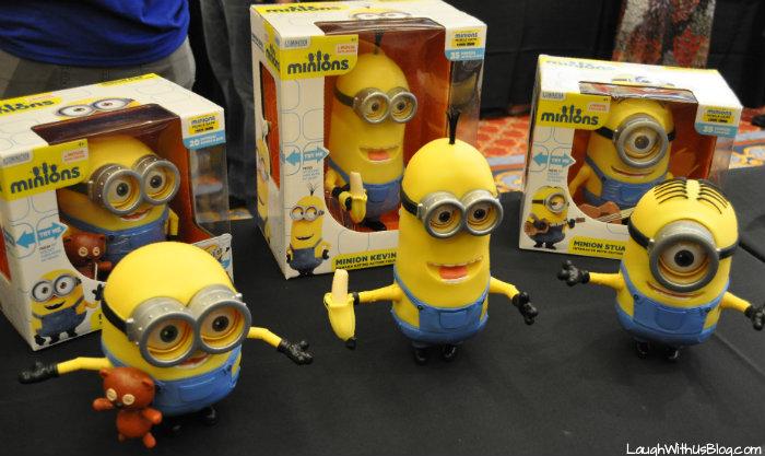 Minions at Walmart #Chosenbykids #TheList #ad