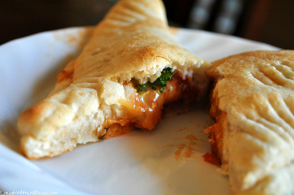 Quick and Easy Veggie Pizza Turnovers