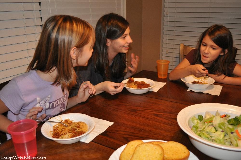 Ragu Family Dinner #ad