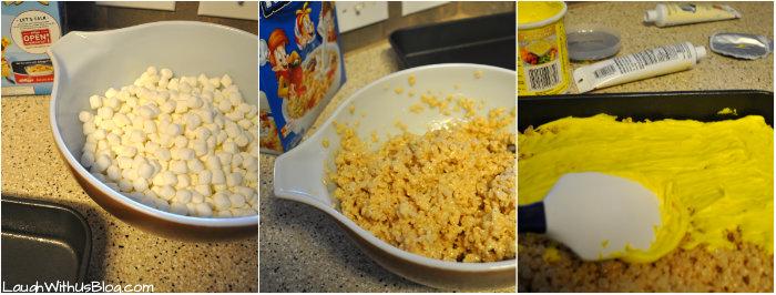 Rice Krispie Treats #ad