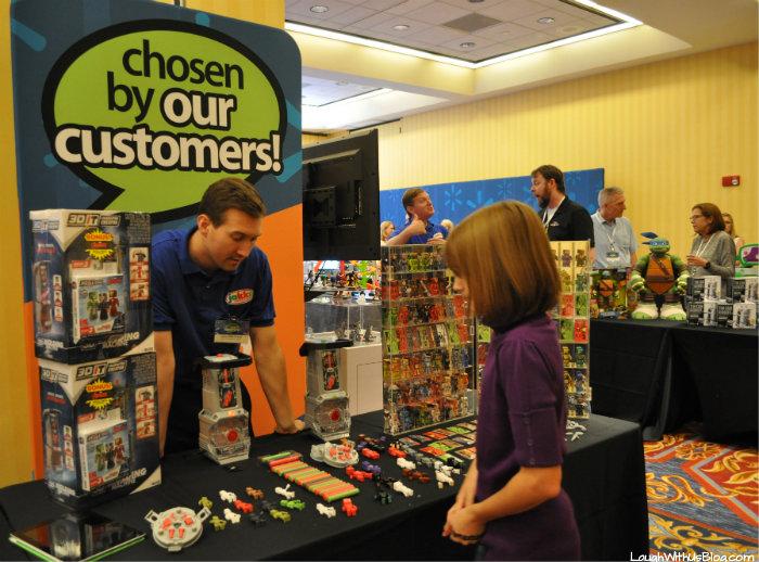 Walmart Toy Expo #Chosenbykids #TheList #ad