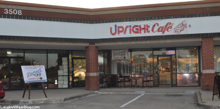 ZingerZ Comedy Club at Upright Cafe in Bedford Texas