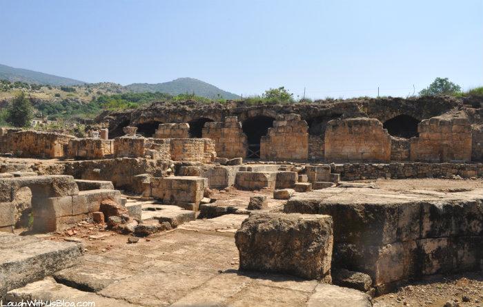 Agrippa II Palace Banias
