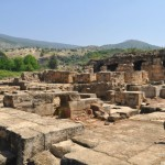 Banias Nature Reserve: The Palace of Agrippa II