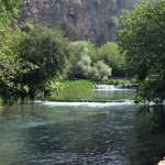 Banias Nature Reserve and the Temple of the god Pan