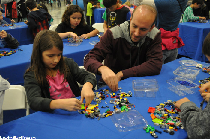 Brick Universe LEGO challenge