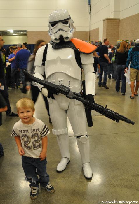 Brick Universe Strom Trooper