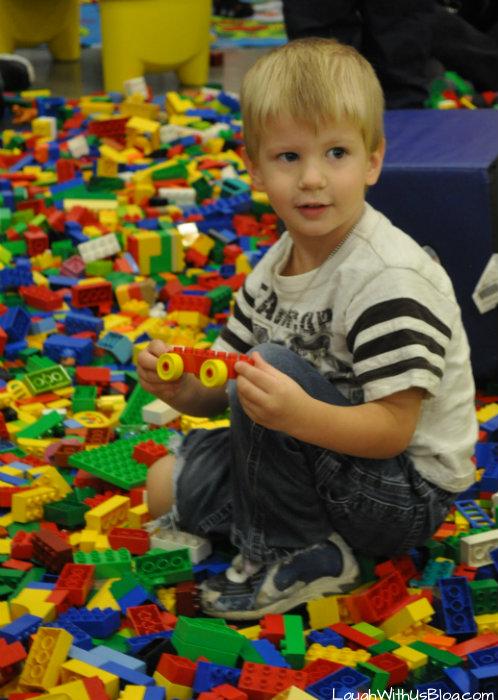 Brick Universe Toddler LEGO play