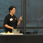 A 9 course culinary Adventure with Cooking with Caitlin!