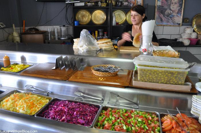 Israel Food My First Falafel