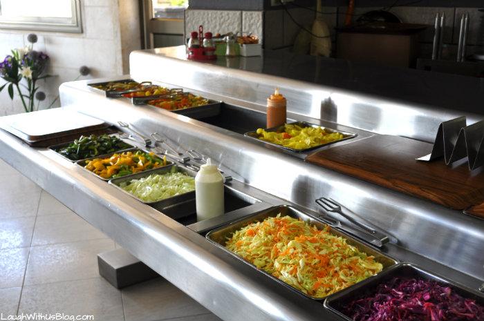 Israel Food Restaurant
