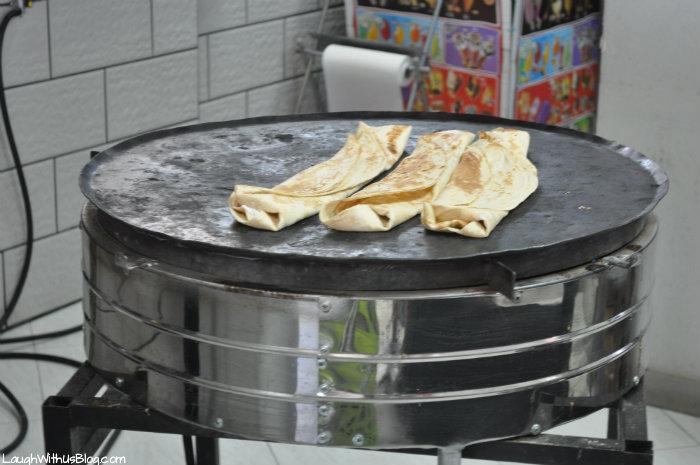 Israel Food lavka bread