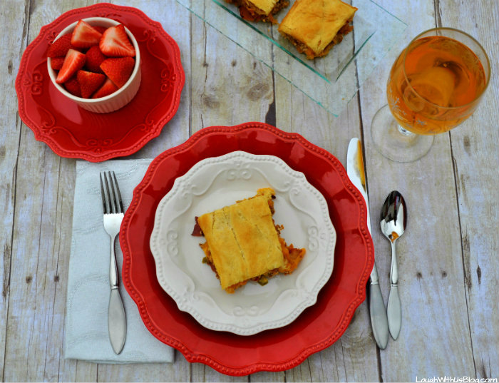 Jimmy Dean Sausage Squares holiday breakfast #joy2themeal #ad 2