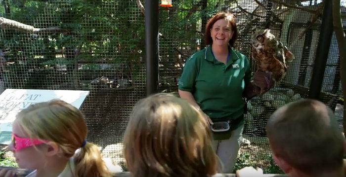 Kronos American Worker Jenny Theuman, Zookeeper #1in100MM
