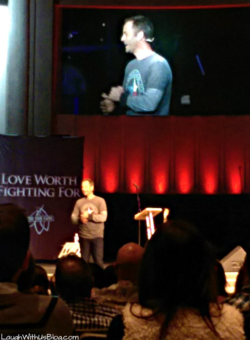 Love Worth Fighting For Kirk Cameron