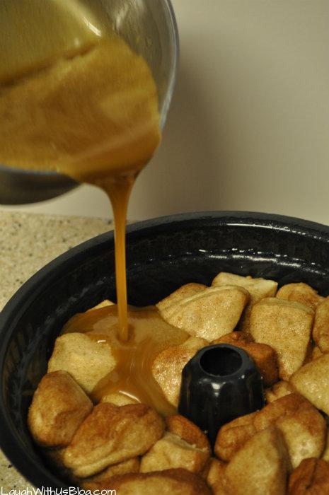 Monkey Bread Sticky Caramel