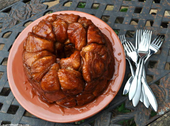 Monkey Bread a holiday tradition