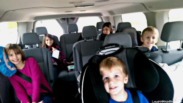 Oklahoma City road trip