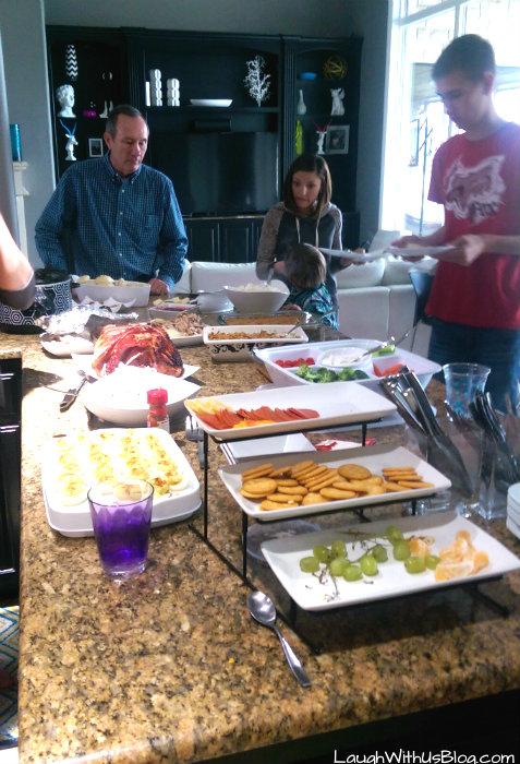 Oklahoma Thanksgiving