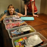 It's Shoebox Time!  National Collection Week is November 16–23