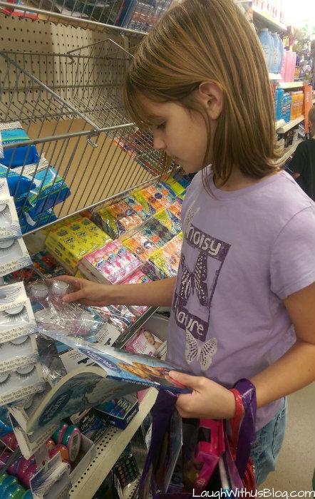 Operation Christmas Child Shopping