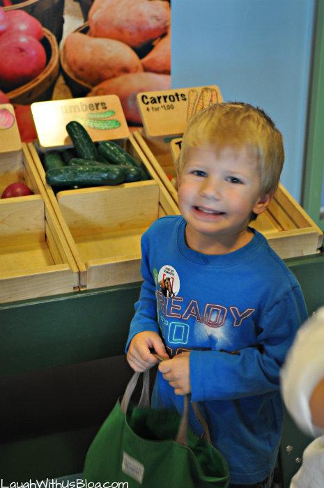 Perot Museum Children's Museum