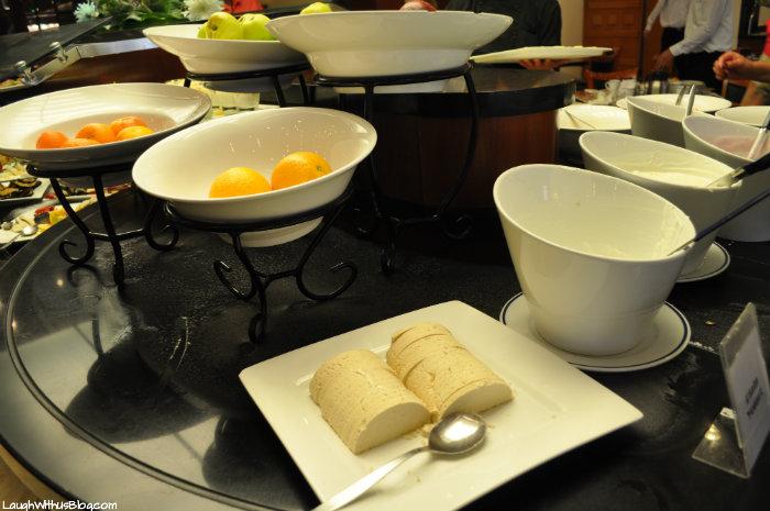 Ramada Hotel Jerusalem Breakfast halva