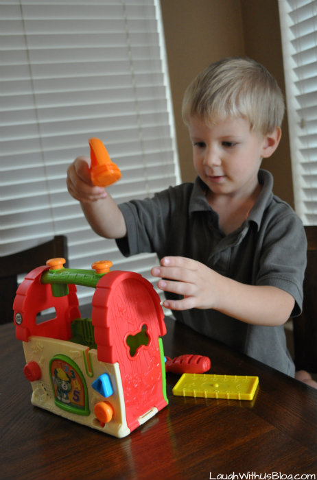 Scout's Build & Discover Tool Set Review #leapfrogmomsquad