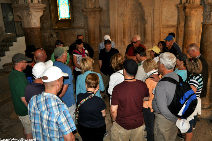 Old Jerusalem Room of the Last Supper Group