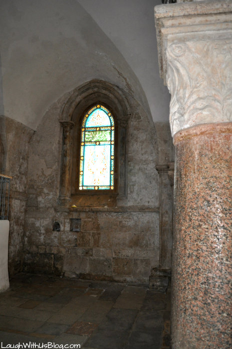 Old Jerusalem Room of the Last Supper Israel