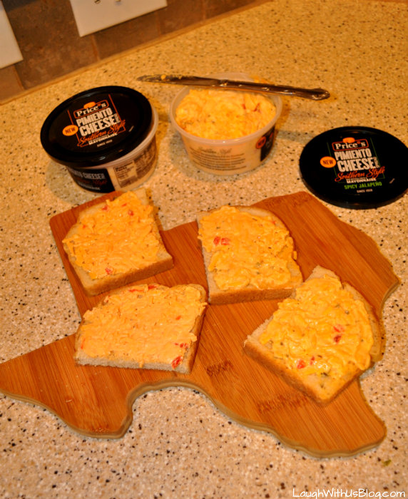 Price's Pimento Cheese #ad #PricesSouthernStyle